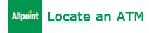 all point ATM locator logo