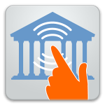 touch banking logo for mobile banking